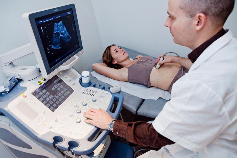 УЗИ ЖКТ желудочно-кишечного тракта
